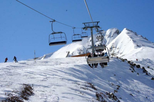 Lifts and Facilities in Bansko Ski Center